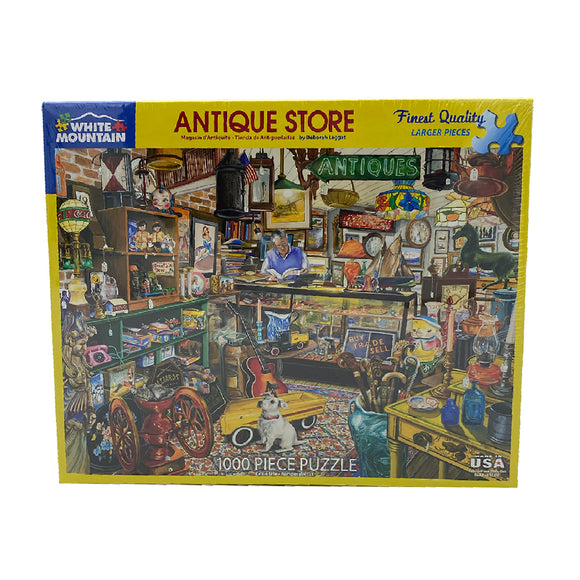Antique Store 1000 Piece Puzzle