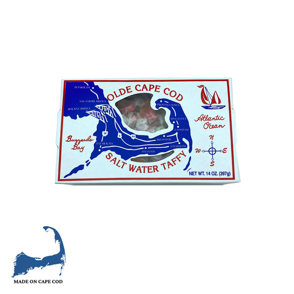 Olde Cape Cod Salt Water Taffy