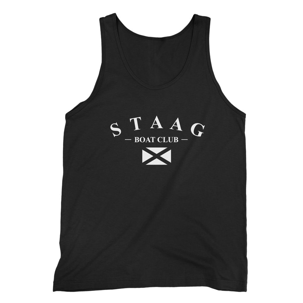 Boat Club flag collection Fine Jersey Tank Top