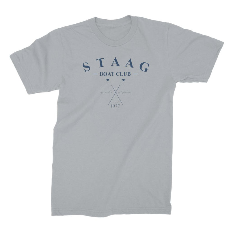 StaaG Boat Club large oars t-shirt