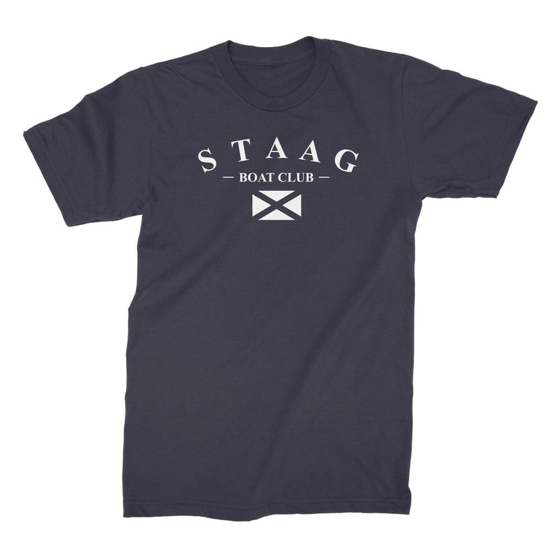 StaaG Boat Club flag t-shirt