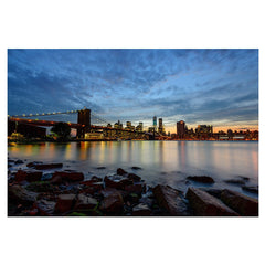 Manhattan skyline - Art & photography - StaaG®