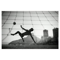 Football on Ipanema beach - Art & photography - StaaG®