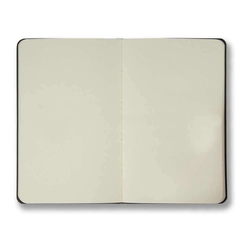 Grey soft touch plain notebook - Notebook - StaaG® - 2