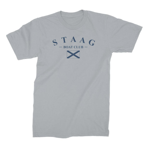 StaaG Boat Club inverted flag t-shirt