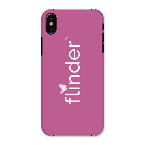 iPhone (pink) phone case