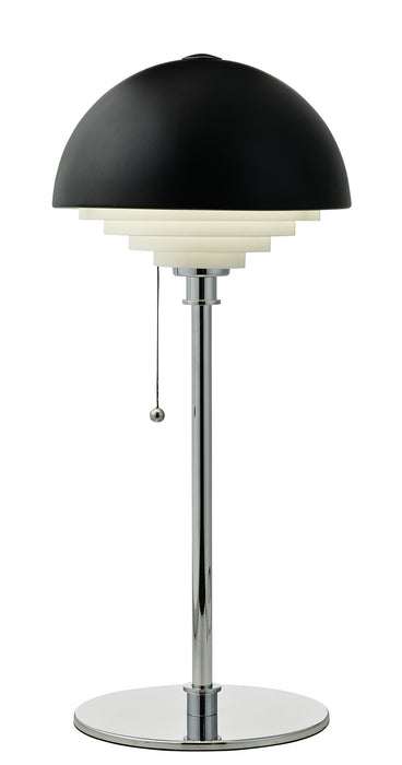Motown Bordlampe Sort 23cmm