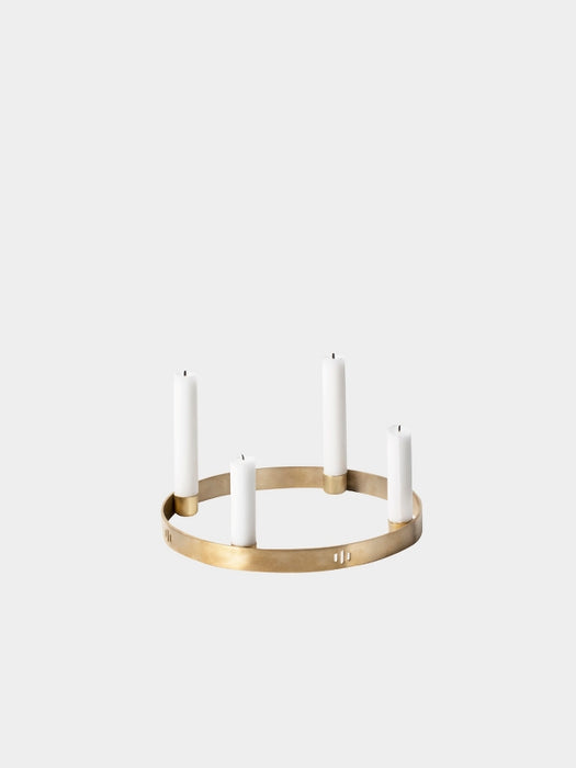 Circle Candle Holder