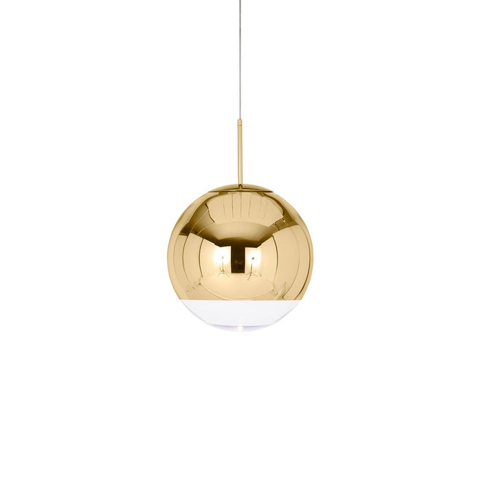 Mirror Ball Gold 40cm
