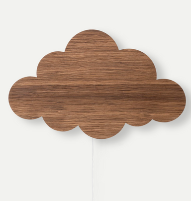 Cloud Lampe - Ferm Living - Røkt Eik