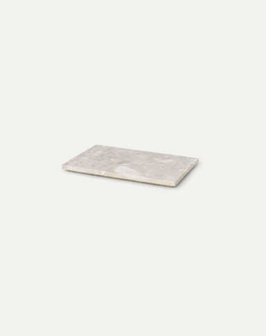 Tray for Plant Box - Beige Marble