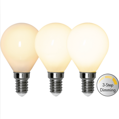 3-step dimming E14