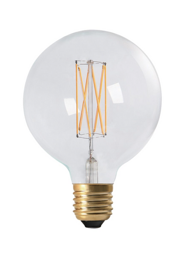 Elect Filament Led Globe 125mm
