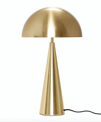 Hûbsch Bordlampe L, Messing
