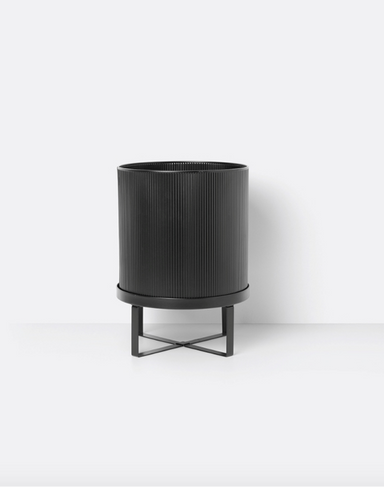 Bau Pot Large - Black