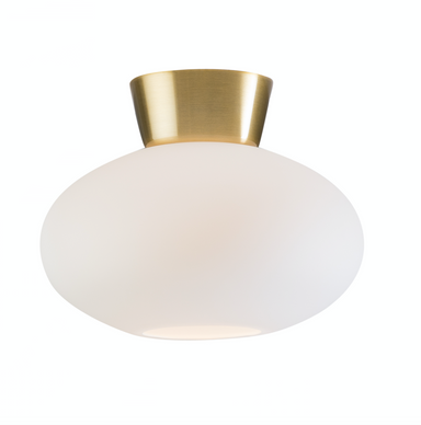 Bullo Plafond Messing-Opal