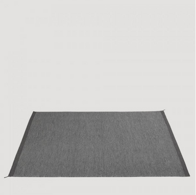 Ply Rug 200x300 cm - Dark Grey