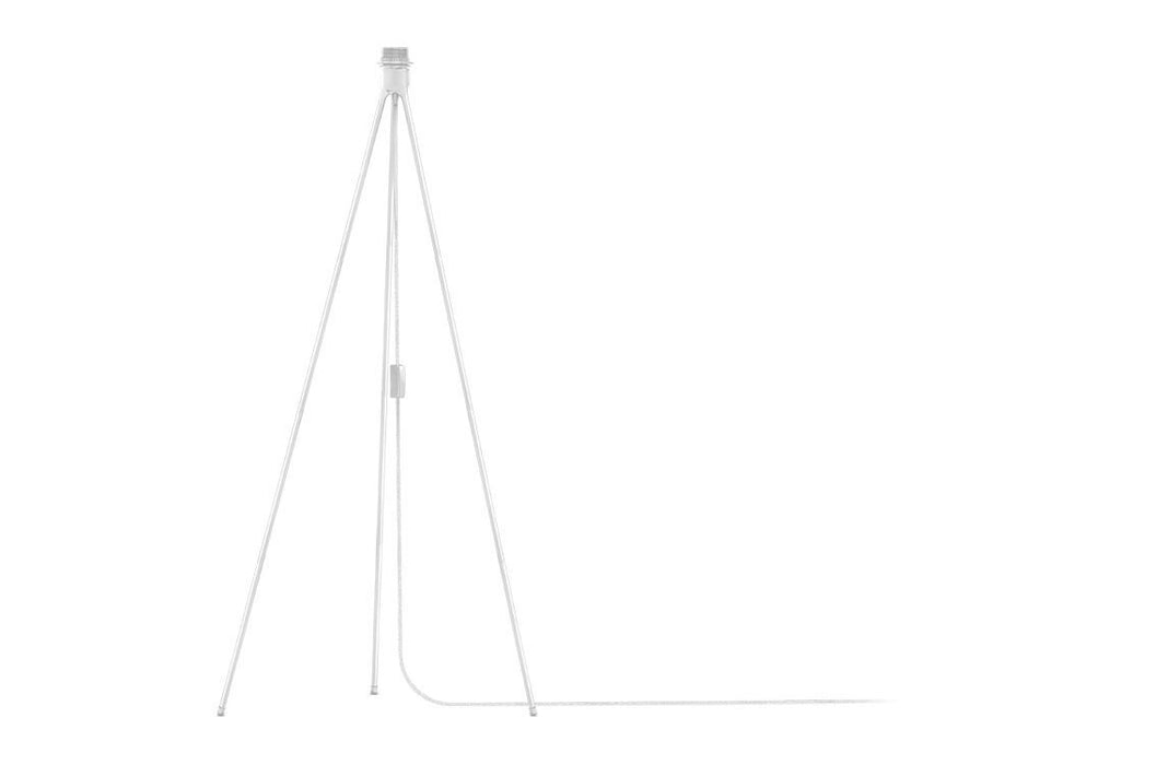 Tripod Floor White