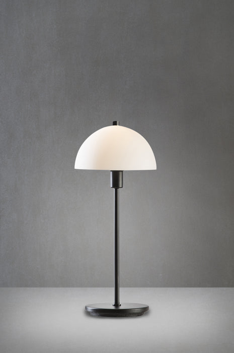 Vienda X Bordlampe Sort