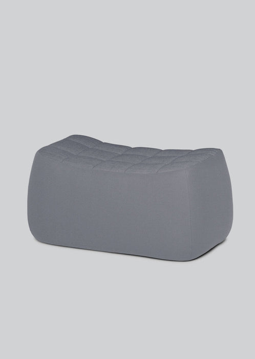 Yam Pouf Medium Grey