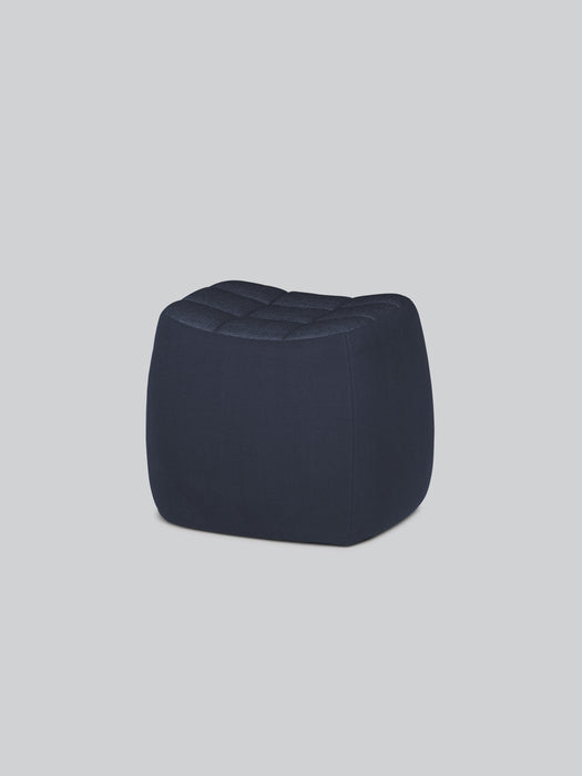 Yam Pouf Small Dark Blue