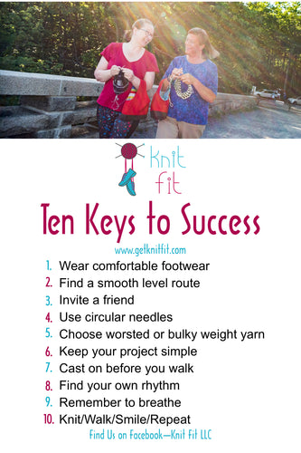 Ten Keys to Success Poster