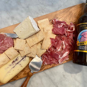 Oktoberfest Cheese, Meat & Beer Assortment