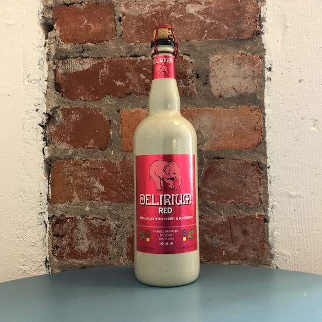 Load image into Gallery viewer, La Fromagerie - beers Delirium red