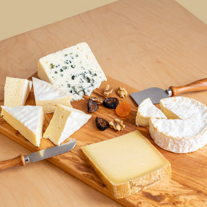 The Gourmet Bold Cheese Board