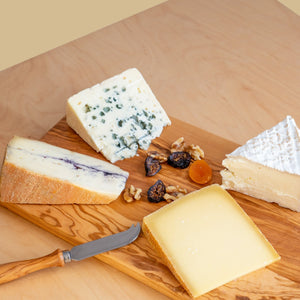 The Classic French Cheese Board