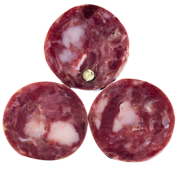 Cured Duck Salami