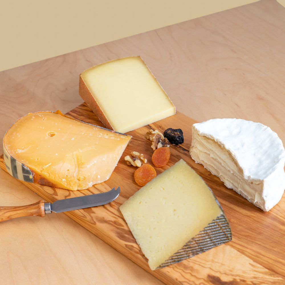 The European Cheese Board