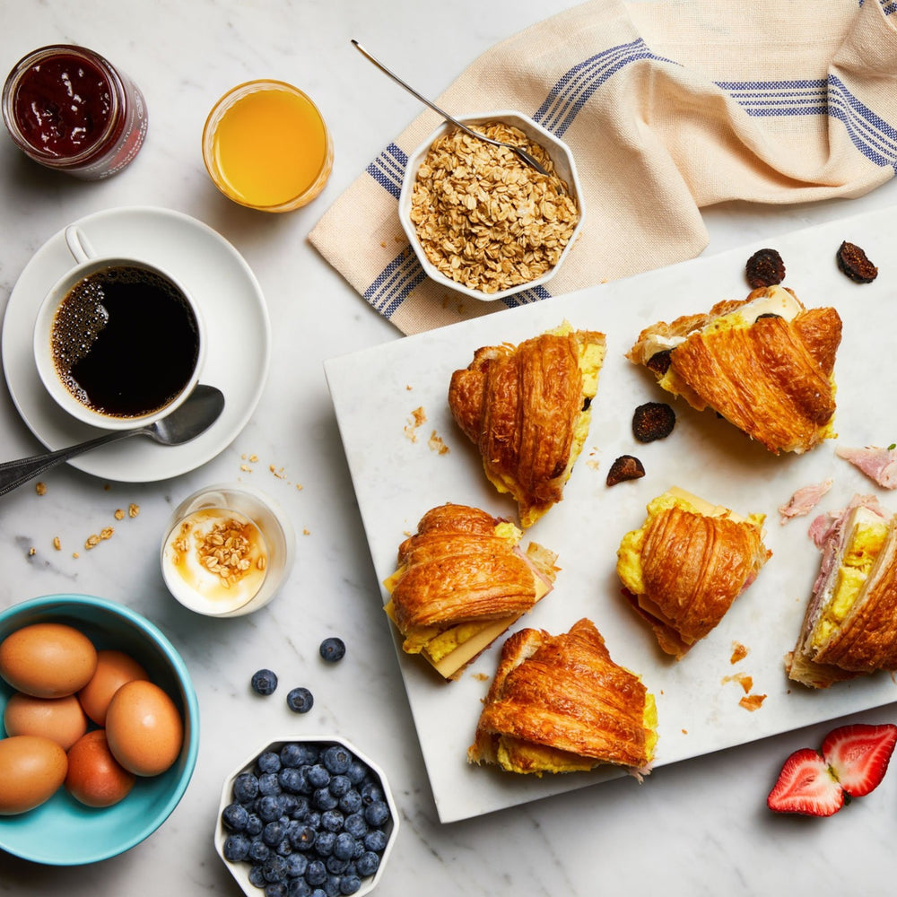 Load image into Gallery viewer, La Fromagerie - catering breakfast