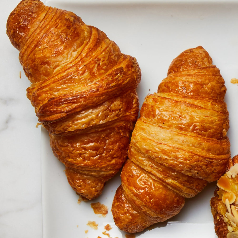 Load image into Gallery viewer, La Fromagerie - breakfast butter croissant