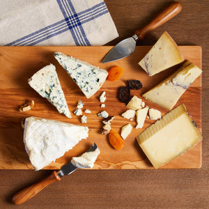 Load image into Gallery viewer, La Fromagerie - catering cheese board Triple cream Gruyere Morbier Bleu d'Auvergne