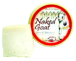 La Fromagerie - cheese Naked Goat