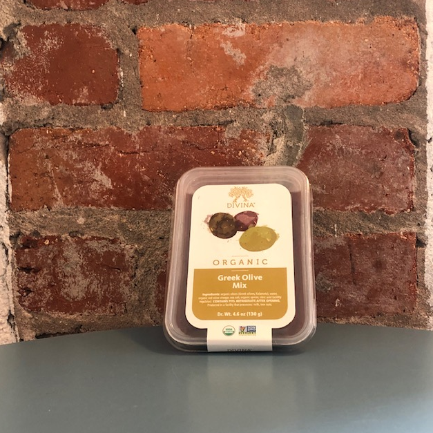 La Fromagerie - grocery Divina greek olives mix