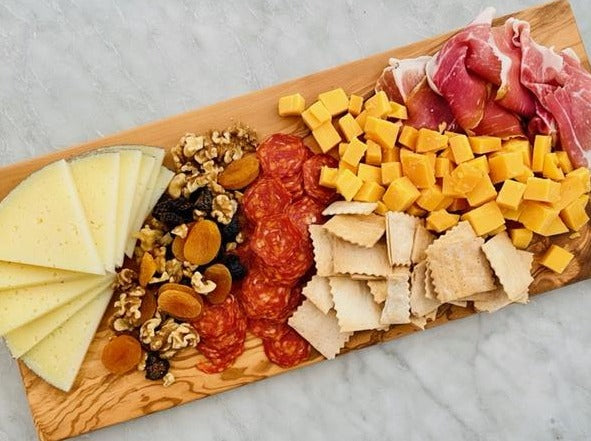 La Fromagerie - Gift box Game Night Snack