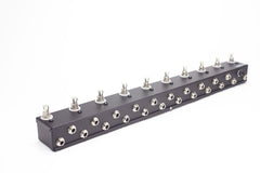 10 Channel True Bypass Strip