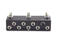 3 Channel True Bypass Switch
