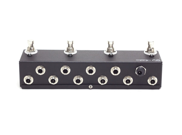 4 Channel True Bypass Strip