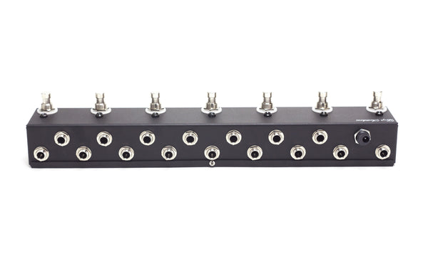 7 Channel True Bypass Strip