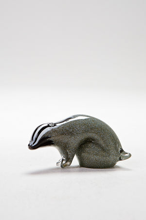Handmade Badger