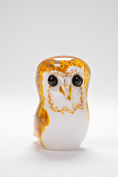 Barn Owl handmade at Langham Glass