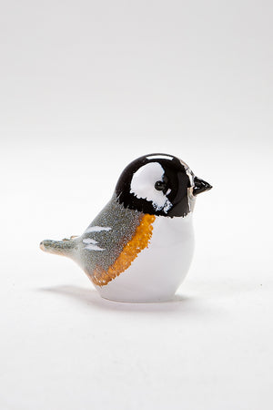 Chickadee handmade at Langham Glass, Norfolk