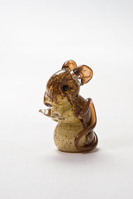 Cute Dormouse by Langham Glass Norfolk