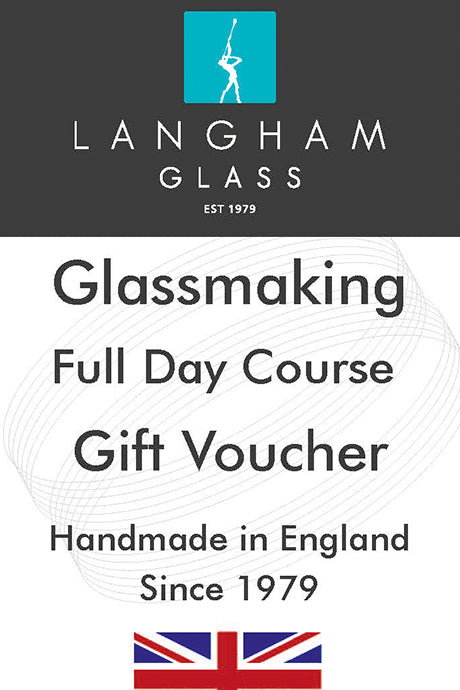 Full Day Glassmaking Course Voucher