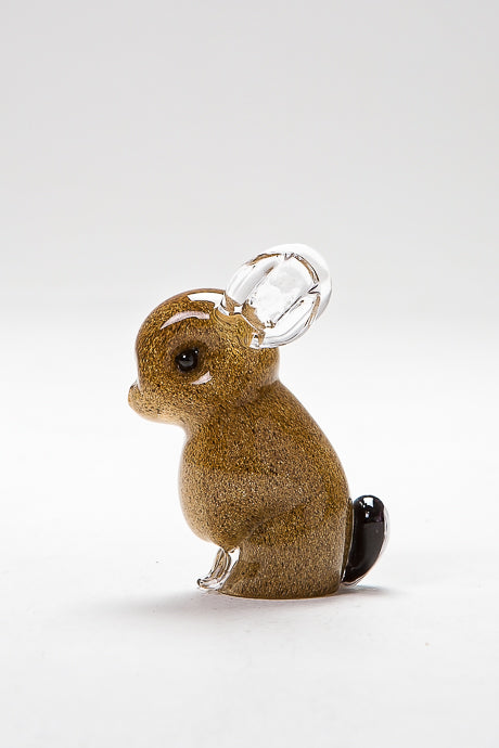 Rabbit handmade at Langham Glass