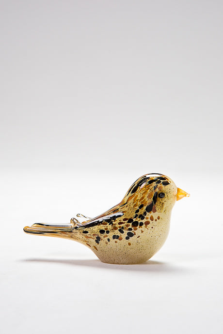 Snow Bunting Handmade at Langham Glass