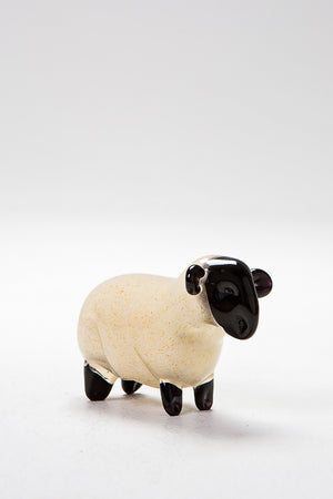 Handmade Sheep by Langham Glass, Norfolk